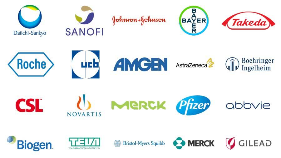 Logos - Medical animation video Rednovius.com